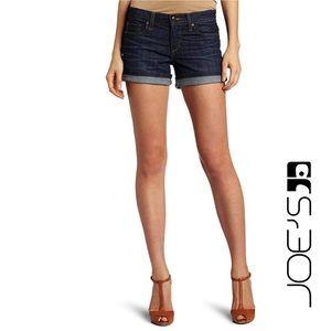 NWOT Joe's Jean Women's Marisela Cuffed Shorts, 26